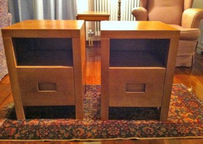SIDE TABLES από ξυλεία ABURA